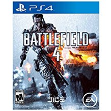 PS4: BATTLEFIELD 4 (NM) (NEW)