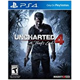 PS4: UNCHARTED 4: A THIEFS END (NM) (NEW)