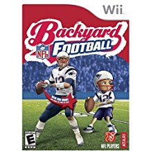 WII: BACKYARD FOOTBALL (COMPLETE)