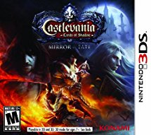 3DS: CASTLEVANIA: LORDS OF SHADOW: MIRROR OF FATE (NM) (COMPLETE)