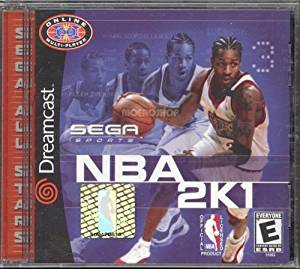 DC: NBA 2K1 (COMPLETE)