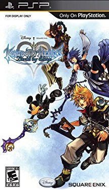 PSP: KINGDOM HEARTS: BIRTH BY SLEEP (DISNEY) (COMPLETE)