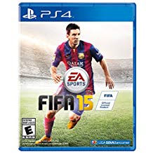 PS4: FIFA 15 (NM) (COMPLETE)