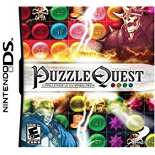 NDS: PUZZLE QUEST: CHALLENGE OF THE WARLORDS (GAME)