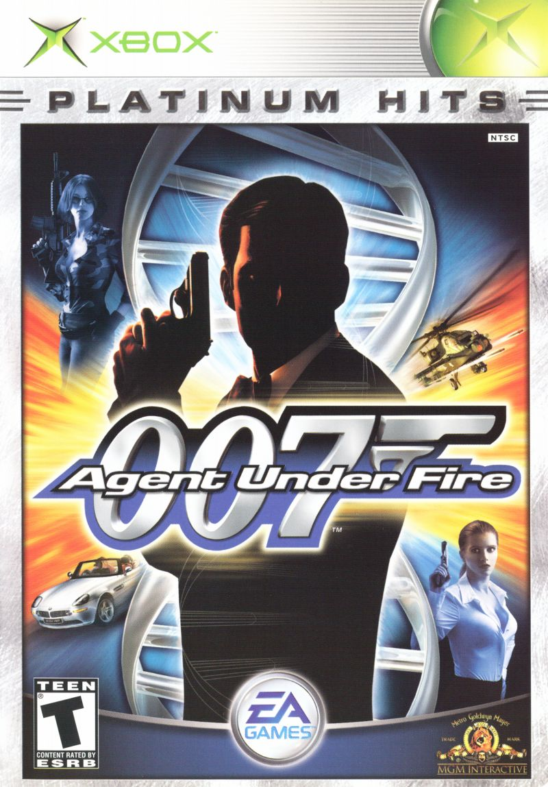 XBX: 007 AGENT UNDER FIRE (BOX)