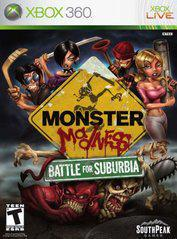 360: MONSTER MADNESS: BATTLE FOR SUBURBIA (COMPLETE)