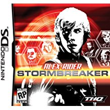 NDS: ALEX RIDER STORMBREAKER (COMPLETE)