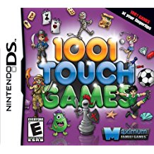 NDS: 1001 TOUCH GAMES (COMPLETE)