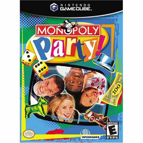 GC: MONOPOLY PARTY (COMPLETE)