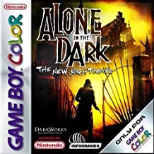 GBC: ALONE IN THE DARK: THE NEW NIGHTMARE (GAME)