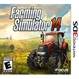 3DS: FARMING SIMULATOR 14 (COMPLETE)