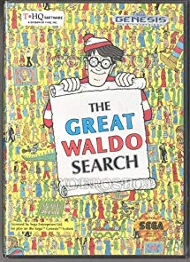 SG: GREAT WALDO SEARCH (GAME)