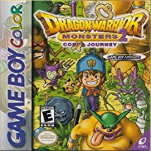 GBC: DRAGON WARRIOR MONSTERS 2 COBIS JOURNEY (GAME)