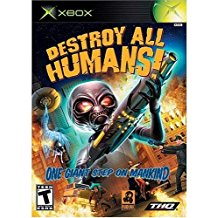 XBX: DESTROY ALL HUMANS! (COMPLETE)