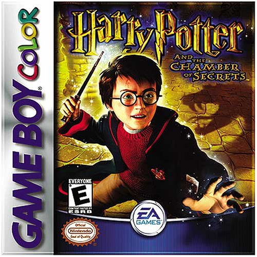 GBC: HARRY POTTER AND THE CHAMBER OF SECRETS (GAME)