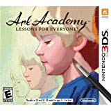 3DS: ART ACADEMY: LESSONS FOR EVERYONE (COMPLETE)