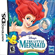 NDS: LITTLE MERMAID; THE: ARIELS UNDERSEA ADVENTURE (DISNEY) (BOX)