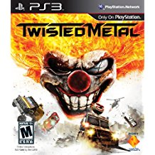 PS3: TWISTED METAL (NEW)