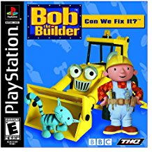 PS1: BOB THE BUILDER: CAN WE FIX IT? (COMPLETE)
