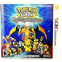 3DS: POKEMON SUPER MYSTERY DUNGEON (NEW)