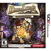3DS: DOCTOR LAUTREC AND THE FORGOTTEN KNIGHTS (GAME)