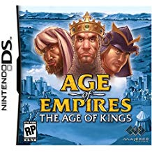 NDS: AGE OF EMPIRES: THE AGE OF KINGS (GAME)