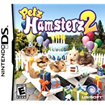 NDS: PETZ: HAMSTERZ LIFE 2 (GAME)