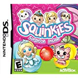 NDS: SQUINKIES (GAME)