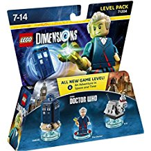 FIG: LEGO DIMENSIONS - DOCTOR WHO LEVEL PACK (NEW)