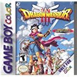 GBC: DRAGON WARRIOR III (GAME)