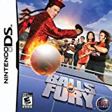 NDS: BALLS OF FURY (GAME)