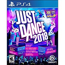 PS4: JUST DANCE 2018 (NM) (COMPLETE)