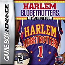 GBA: HARLEM GLOBETROTTERS: WORLD TOUR (GAME)