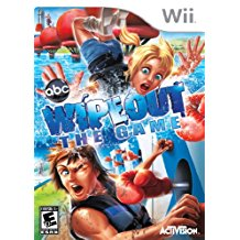 WII: ABC WIPEOUT: THE GAME (GAME)