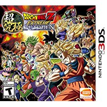 3DS: DRAGON BALL Z: EXTREME BUTODEN (COMPLETE)