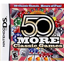 NDS: 50 MORE CLASSIC GAMES (GAME)
