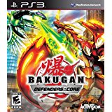 PS3: BAKUGAN DEFENDERS OF THE CORE (BOX)