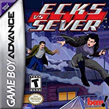 GBA: ECKS VS SEVER (GAME)
