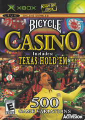 XBX: BICYCLE CASINO (COMPLETE)