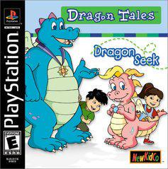 PS1: DRAGON TALES DRAGON SEEK (COMPLETE)