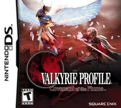 NDS: VALKYRIE PROFILE: COVENANT OF THE PLUME (GAME)