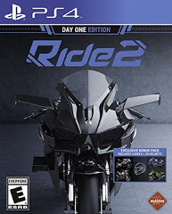 PS4: RIDE 2 (NM) (COMPLETE)
