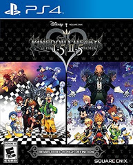 PS4: KINGDOM HEARTS HD I.5 II.5 REMIX (NEW)