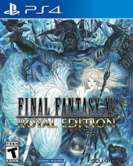 PS4: FINAL FANTASY XV ROYAL EDITION (NM) (COMPLETE)