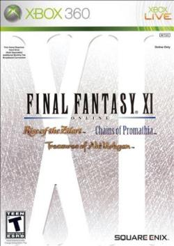 360: FINAL FANTASY XI ONLINE (COMPLETE)