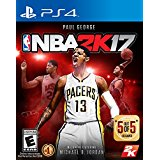 PS4: NBA 2K17 (NM) (COMPLETE)