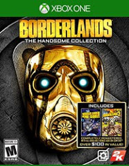 XB1: BORDERLANDS: THE HANDSOME COLLECTION (COMPLETE)