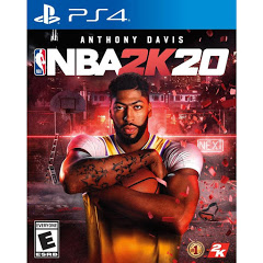 PS4: NBA 2K20 (COMPLETE)