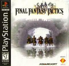 PS1: FINAL FANTASY TACTICS (COMPLETE)