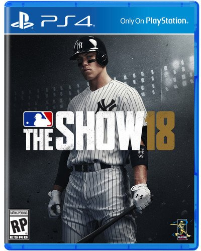 PS4: MLB THE SHOW 18 (NM) (COMPLETE)